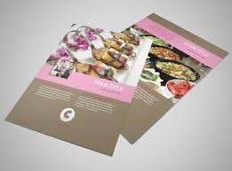 Event Catering Flyer Template