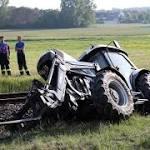 """Unglück in Kühlungsborn Traktorfahrer bei Unfall mit """"Molli"""" lebensgefährlich verletzt"""