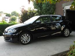 Lexus Ct 200h Hybrid Business Line 2012 Review Autoweeknl