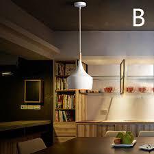 modern wood metal light chandelier pendant lighting ceiling fixture white 3550u