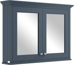 bayswater 1050mm mirror wall cabinet in