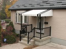front door awningPorch awnings ideas  how to choose the best protection for your home
