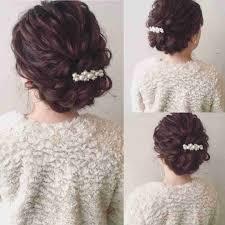 お呼ばれ結婚式の髪型について ガールズちゃんねる Girls Channel
