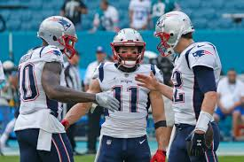 New England Patriots Wide Receiver Depth Chart With Josh Gordon