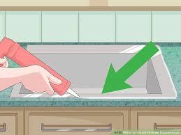 image titled install granite countertops step 11