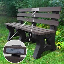 home memorial memorial bench previous