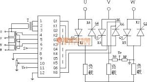 the sxty 3 phase ac booster (closed loop) trigger board circuit Loop Wiring Diagram Single Phase Transformer the sxty 3 phase ac booster (closed loop) trigger board circuit Single Phase Transformer Connections