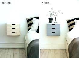 wall mounted bedside tables wall mounted bedside tables superb hanging bedside table wall mounted bedside shelf