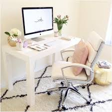 Bedroom Desk Chairs Best Of 25 White Chair Ideas On Regarding Inspirations  10