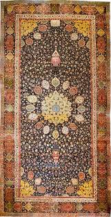 the ardabil carpet persia dated 946 ah v a museum no 272