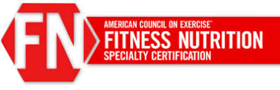 the ace american council on exercise fitness nutrition specialist fns