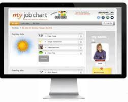 Chore Software My Job Chart Job Chart And Chart
