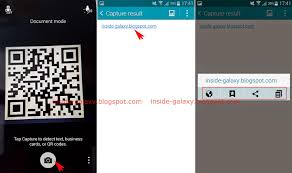 qr detect samsung galaxy s5 how to scan qr code in android 4 4 2 kitkat