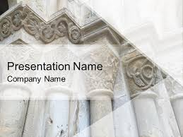 Architectural Powerpoint Template Free Old Architecture Powerpoint Template Backgrounds Old