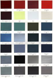 Fiat Paint Color Chart Fiat Paint Codes 1990 I Adjusted All These To Make Them As