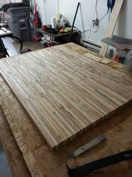 Wood Pallet Table Top Pallet Table Pallets Butcher Blocks And Counter Top