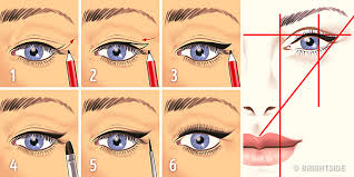 fill in between upper lashes for a flawless cat eye look 11 makeup tips