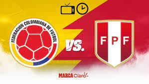 Colombia vs Peru Full Match ...