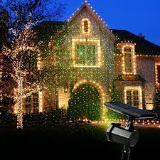 Solar Projector Christmas Lights Solar Laser Light Led Projector Laser Lights
