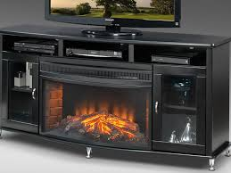 costco fireplace tv stand katya designs black electric fireplace tv stand