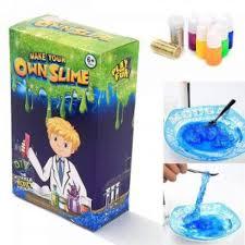 senarai harga new slime kit make your own slime kids gloop sensory play science diy toy happy new year valentine day gift terbaru di malaysia