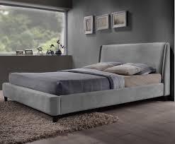 upholstered bed grey. Full Size Of Sofa Marvelous Grey Upholstered Bed King 3 Mesmerizing 2 1157 1 Modern