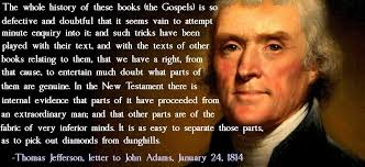 Thomas Jefferson Quotes Christianity Best of Thomas Jefferson Quotes On Education On QuotesTopics
