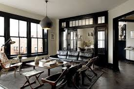 Dark Trim Light Walls Inspiration Dark Trim Light Walls Basement Ideas Pinterest Light Walls