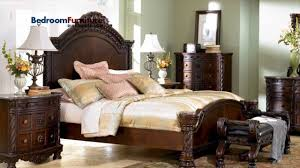 Ashley North Shore Panel Bed Bedroom Set SALE
