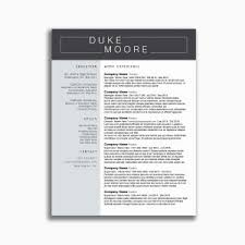Free Resume Templates That Stand Out 2017 How To Resume Unique Free ...