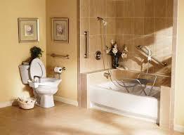 ada shower chair bathtub