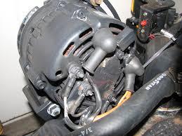 alternator wiring diagram volvo penta all wiring diagrams chevy alternator wiring diagram nilza net