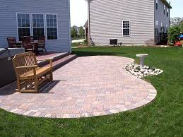 Paver patios ideas paver patios and decks design decks and pavers