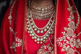 names of 9 por bridal necklace types for indian brides with photos