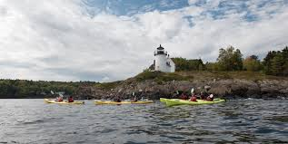 Sea Kayaking Maine Sport Outfitters