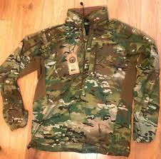 Details About Us Military Beyond A4 Level 4 Pcu Wind Shirt Jacket Multicam Size L Large
