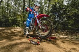 Pro Motocross Racer Brent Rouse trains for the Holeshot - Risk Racing