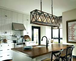 wood and metal rectangular chandelier dining rectangu