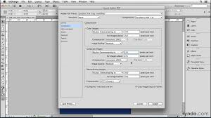 Quick Tips For Making A Small Pdf File Size Indesign Lynda Com