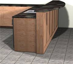 supporting an overhanging granite countertop granite countertop overhang for seating