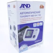 <b>Тонометр UA-1100 автомат</b>, с адаптером