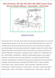 unusual allis chalmers 200 wiring diagram s electrical and Garden Tractor Ignition Wiring Diagrams unusual allis chalmers 200 wiring diagram s electrical and