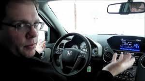 2013 Honda Pilot 4WD Test Drive Variable Torque Management (VTM-4 ...
