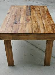 Try to make the diy pallet table, it is fun and you will have a great  feeling after making something by your own for your house.