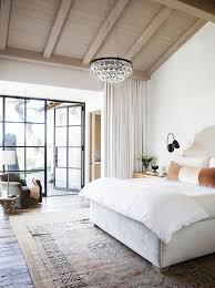 antique oriental rug in bedroom 2
