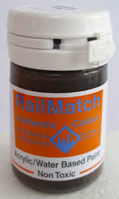 Railmatch Paints Colour Chart Details About Railmatch 2402 Frame Dirt Matt General Colour Acrylic Paint 18ml Pot