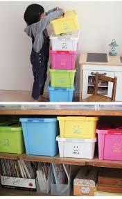 smile box size m storage box small storage storage case clothing storage toy box
