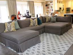 Full Size of Sofa:armless Slipcovers Slipcovers For Sectional Couches  Awesome Armless Slipcovers Modern Grey ...