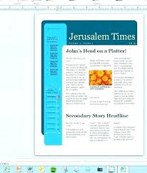 Templates In Ms Word 2010 Newspaper Article Template Microsoft Word 2010 For Voipersracing Co