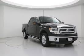 Used pickup trucks black exterior for Sale